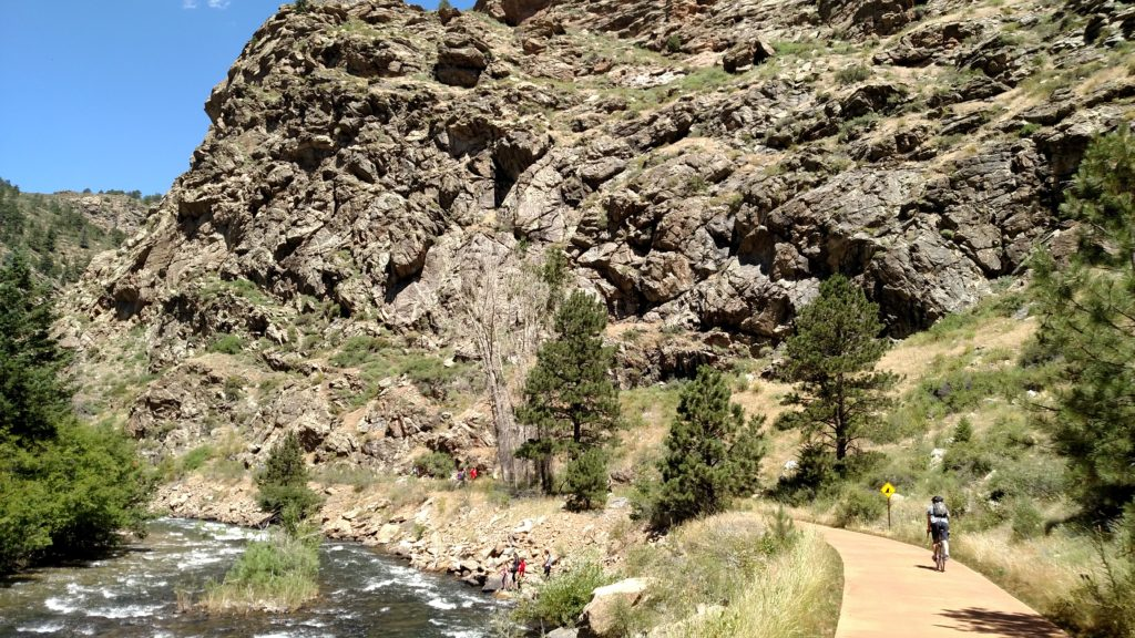 2. Peaks to Plains Clear Creek Canyon Trail Biological Resources Environmental Consulting Project